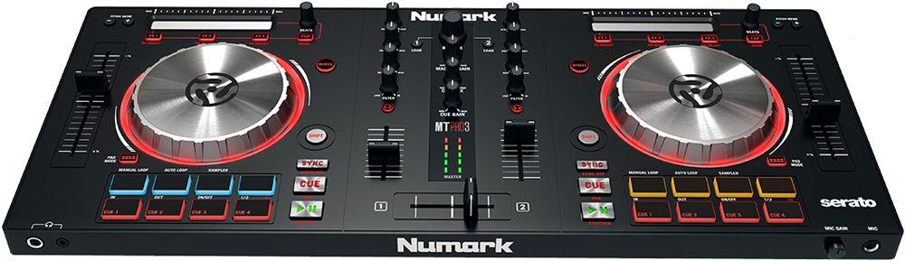 numark mixtrack pro iii traktor